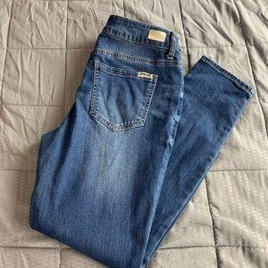 Seven 7 Sure Shaper High Rise Skinny Jeans Sz 8